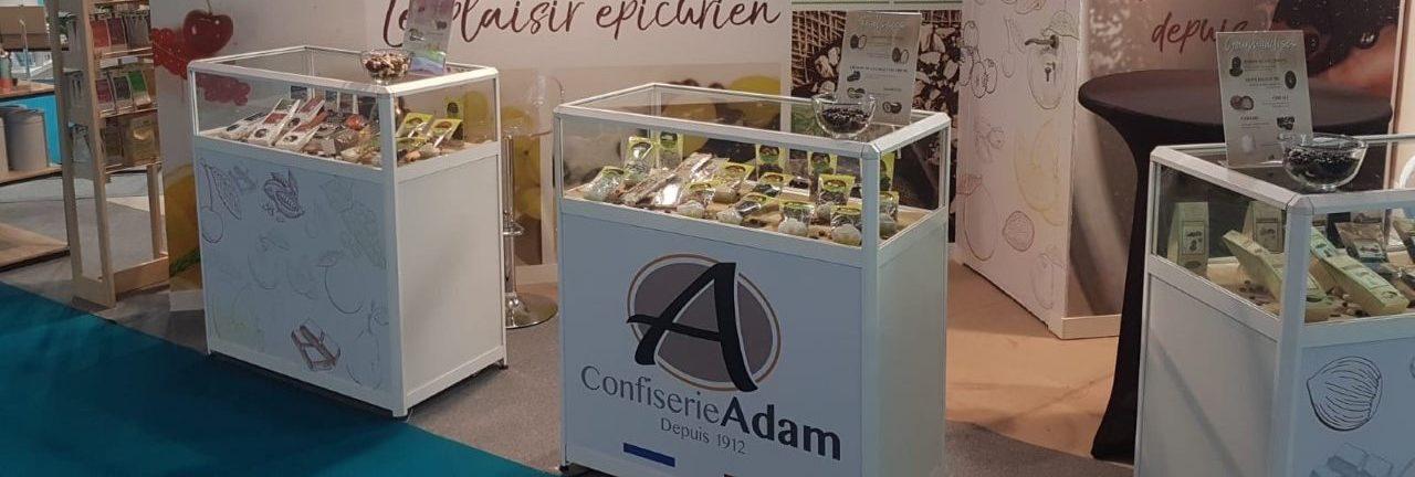 Salons professionnels Confiserie Adam