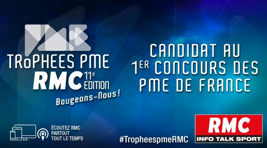 Candidat au 1er concours des PME de France